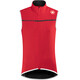 Castelli Perfetto Bike Vest Men red/black